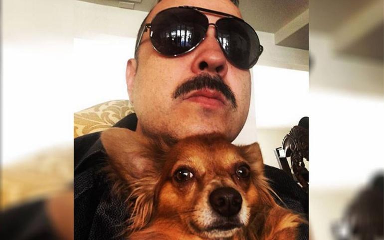 Volaris pierde a mascota de Pepe Aguilar: Pepe Aguilar culpa a aerolínea por la muerte de su mascota