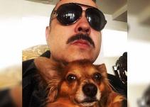 Pepe Aguilar culpa a aerolínea por la muerte de su mascota