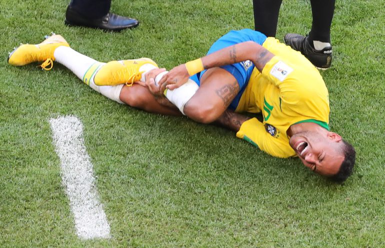 IMSS utiliza a Neymar para recomendar ir al doctor: IMSS utiliza a Neymar para recomendar ir al doctor