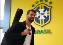 Filtran supuesto video sexual de portero brasileño