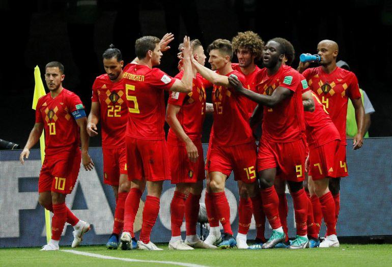 Bélgica elimina a Brasil de la Copa del Mundo Rusia 2018: Bélgica elimina a Brasil de la Copa del Mundo