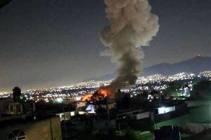 Las peores explosiones de polvorines en Tultepec