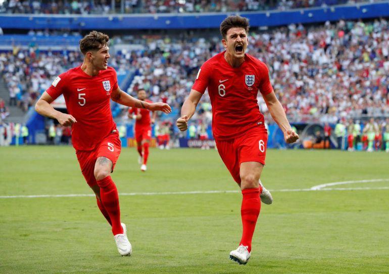 Inglaterra regresa a semifinales en Rusia 2018: Inglaterra regresa a semifinales de la Copa del Mundo
