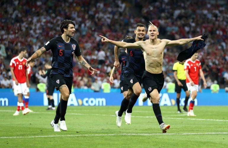 Croacia avanzó a semifinales