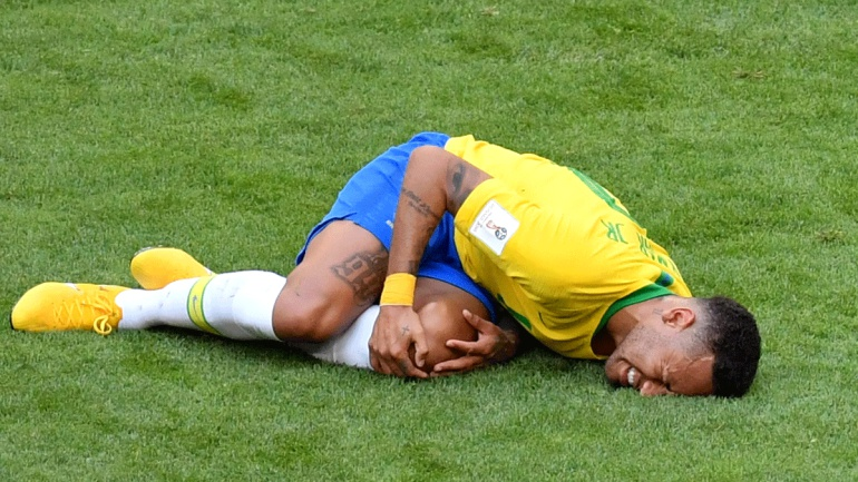 KFC se mofa de las exageraciones de Neymar: KFC se mofa de las exageraciones de Neymar
