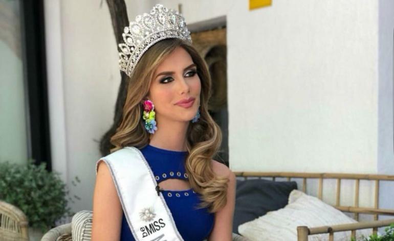 Ángela Ponce la primera finalista transgénero en Miss Universo: Miss Universo tiene a la primera finalista transgénero