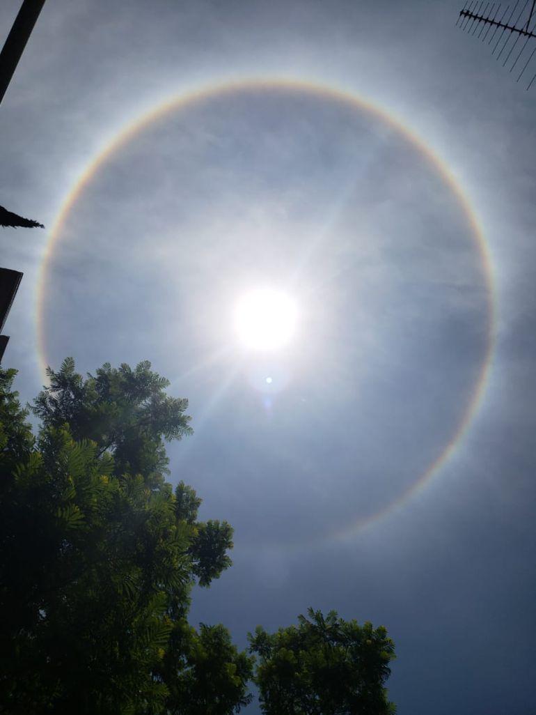 Halo solar en la CDMX: ¿Qué es un halo solar?