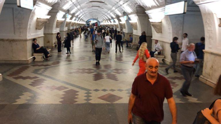 Metro de Moscú: ¡Vámonos de paseo por el Metro de Moscú!