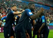 Francia regresa a una final de Copa del Mundo