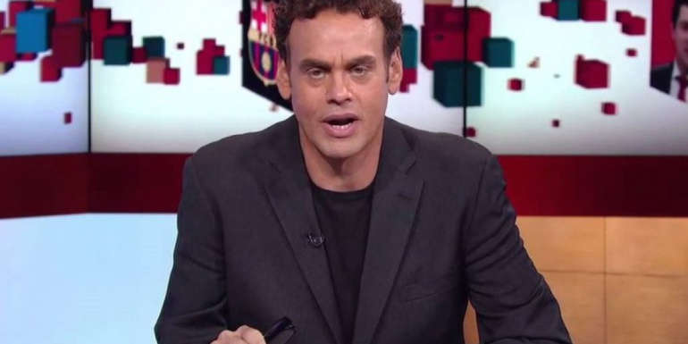 David Faitelson denuncia acoso sexual: David Faitelson denuncia acoso sexual en el futbol mexicano