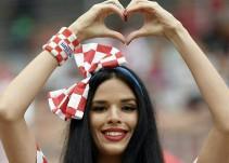 Croacia campeón del Mundo: En Belleza