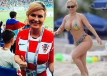 Kolinda Grabar-Kitarović, se lleva los reflectores del mundial