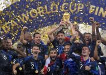 Francia es el campeón del Mundo