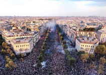 Festejos en Francia dejan muertos