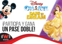 "Registrate y gana una entrada doble para ver a""Disney On Ice"""