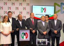 Renuncia René Juárez a dirigencia nacional del PRI