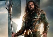 Este es el primer póster de Aquaman
