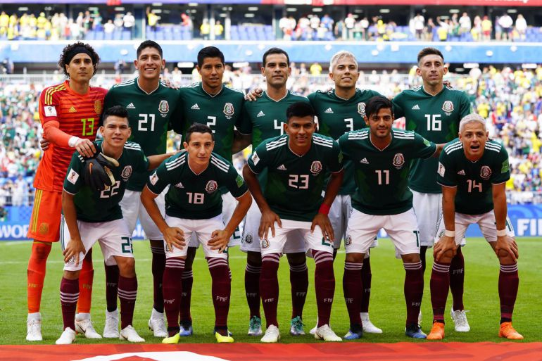 Edson Álvarez: Mexicano en el peor 11 del Mundial Rusia 2018