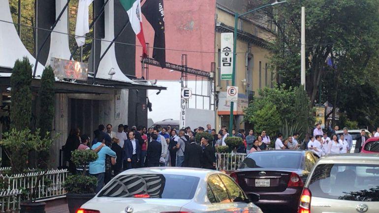 Se activa alerta en CDMX por sismo en Oaxaca