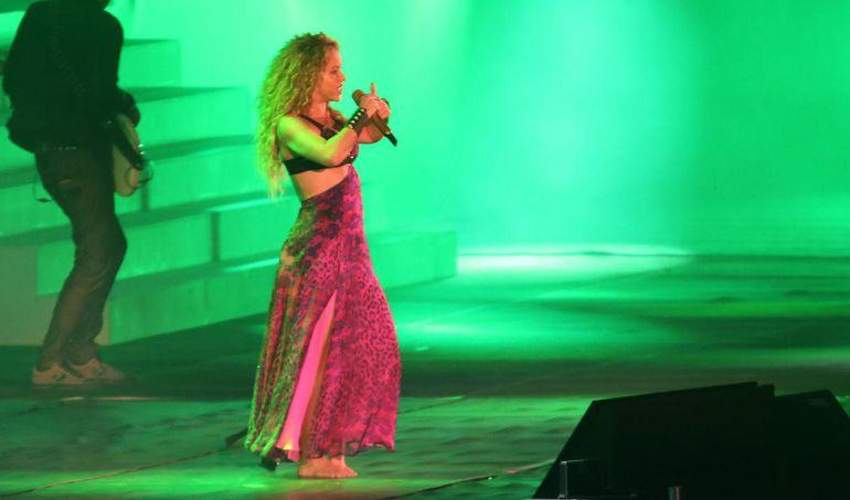 ¡Shakira enciende el escenario y los JCC 2018!