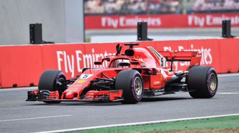 Vettel pierde liderato en F1 en Hockenheim