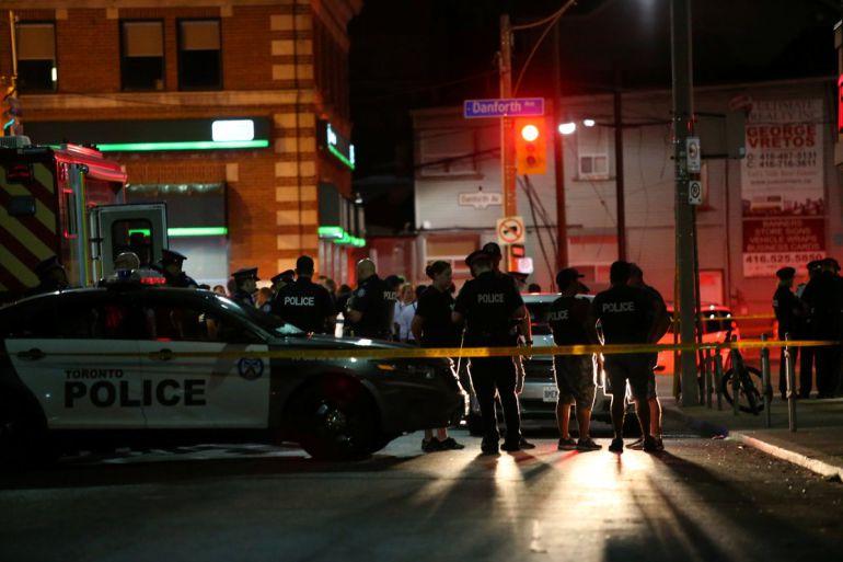 Tiroteo en Canadá deja 3 muertos y 12 heridos