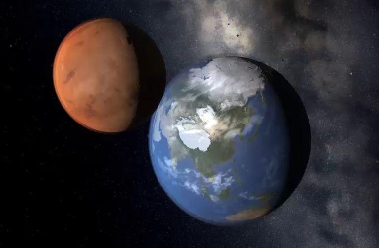 Marte cerca de la Tierra: ¿Cómo, cuándo y dónde ver el planeta Marte?