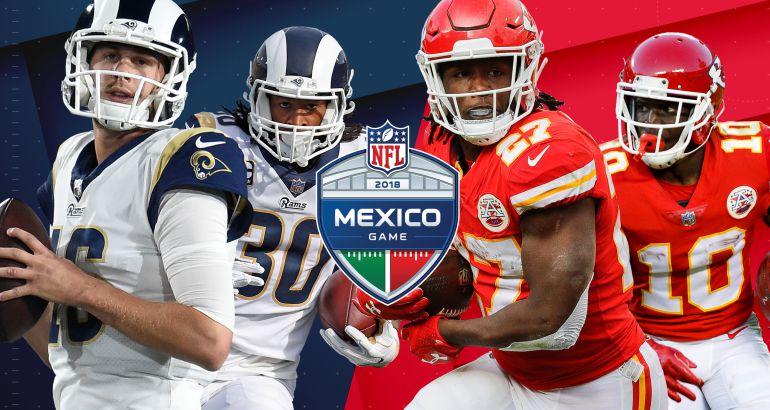 Venta de boletos NFL México 2018