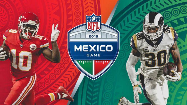 Boletos NFL México 2018