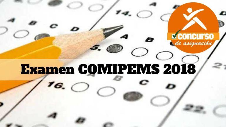 Resultados COMIPEMS 2018
