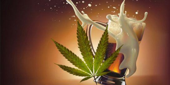 Crean la primera cerveza de marihuana