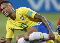 Neymar reconoce que exageró en Rusia 2018