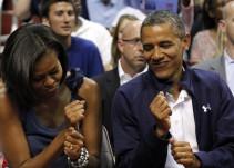 Así bailaron los Obama en el concierto de Beyoncé