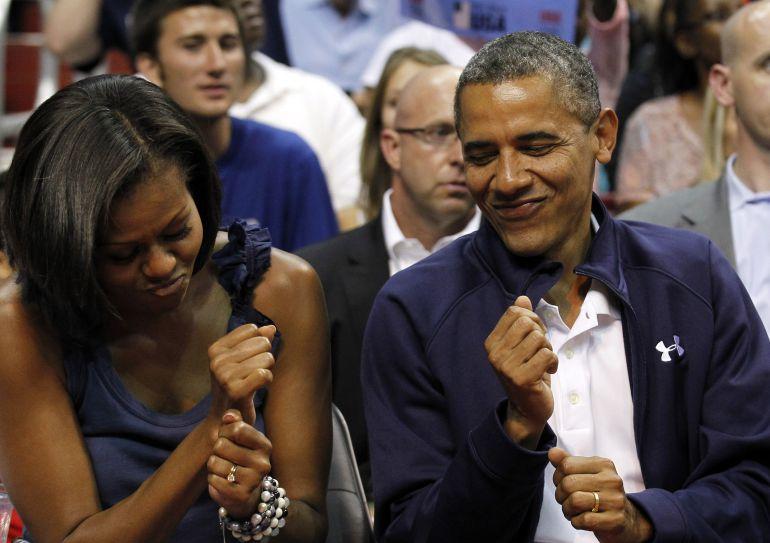 Obamas concierto Beyoncé