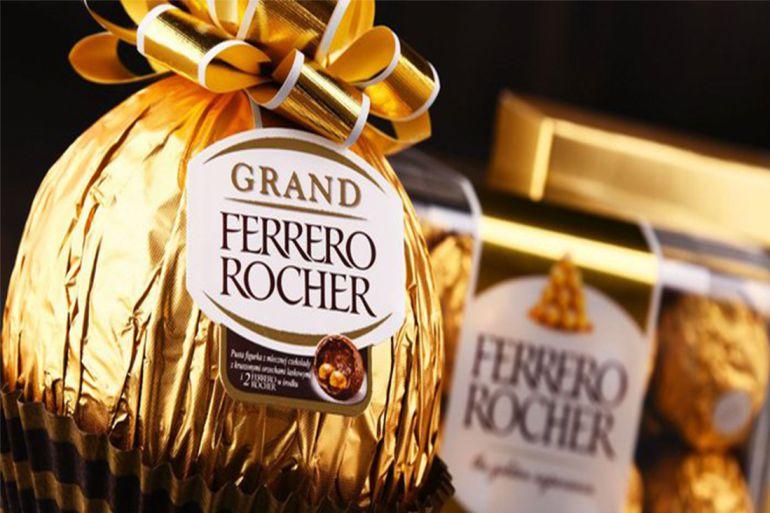Ferrero busca degustadores de sus productos