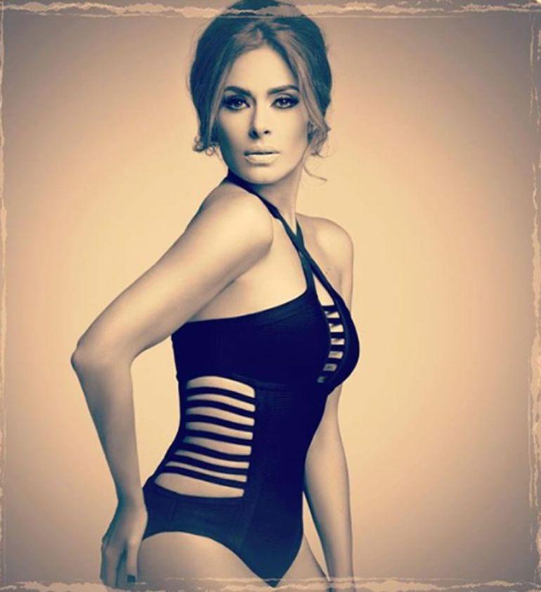 Galilea Montijo impacta con sensual bikini