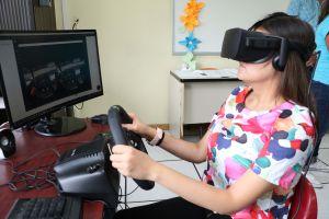 Estudiantes del IPN desarrollan simulador para apreder a conducir sin infracciones