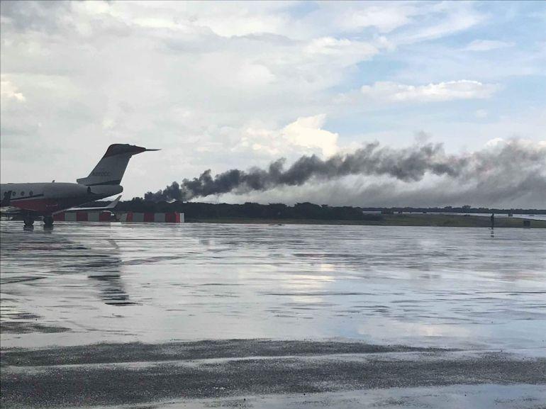 Aeromexico Durango: Se desploma avión de Aeroméxico en Durango