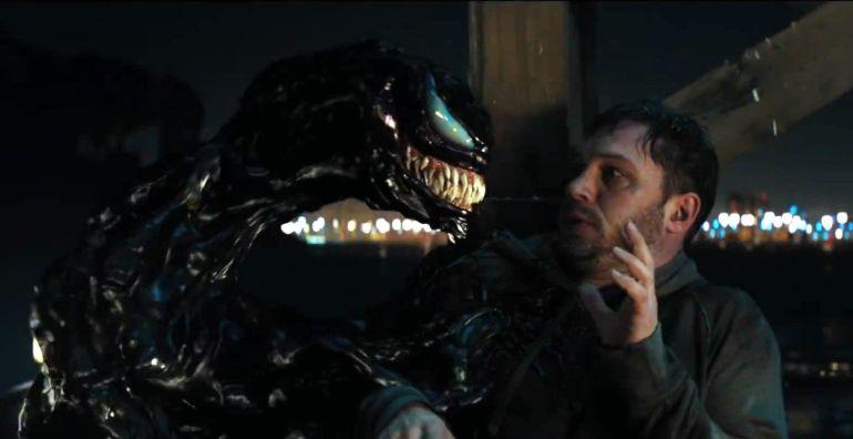 'Venom' presenta su segundo tráiler