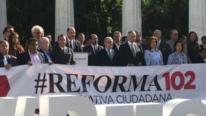 COPARMEX pretende impulsar reforma al Art. 102 Constitucional
