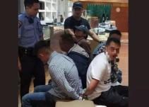 Detenidos en asalto a joyería en Texas son mexicanos