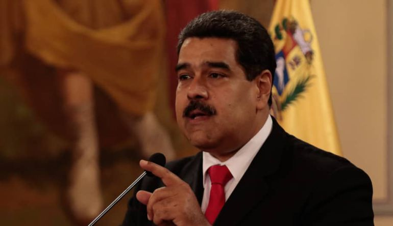 Niega Estados Unidos participación en atentado contra Maduro