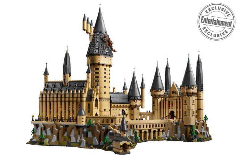 Harry Potter se convierte en figura Lego