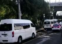 Circulan vagonetas irregulares a exceso de velocidad en Santa Fe