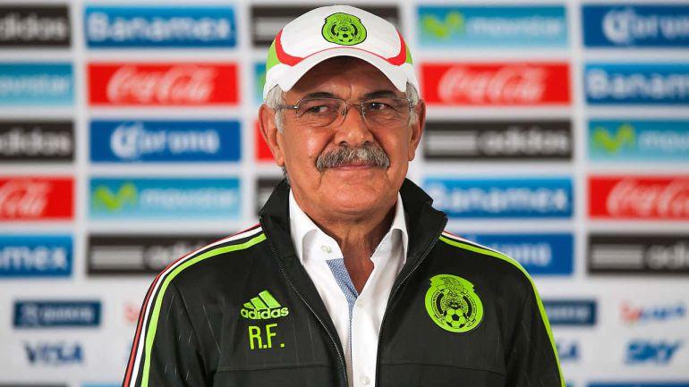 Ricardo Ferreti acepta dirigir la Selección Mexicana