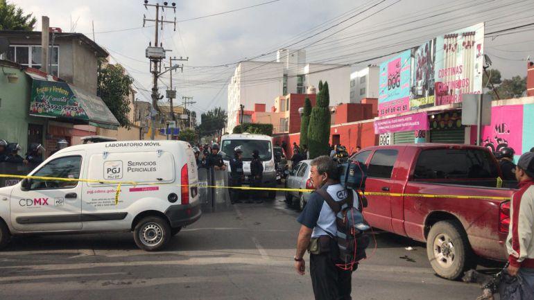 Matan a esposa de Magistrado en Culhuacán