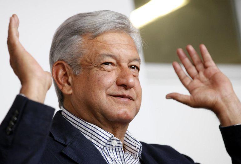 López Obrador muestra más entusiasmo en los ciudadanos
