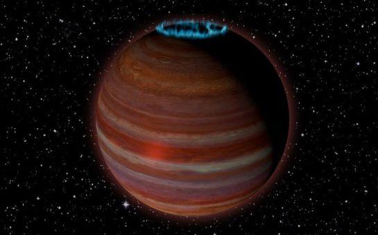 Descubren nuevo planeta y es más grande que Júpiter