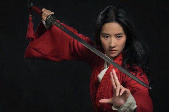 Revelan las primeras imágenes de Mulan