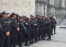 Entregan patrullas en Estado de México con faltas de ortografía